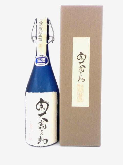 奥鹿之助 純米大吟醸袋吊雫生酒 中取り 720ml
