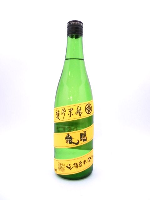 睡龍 純米吟醸 720ml