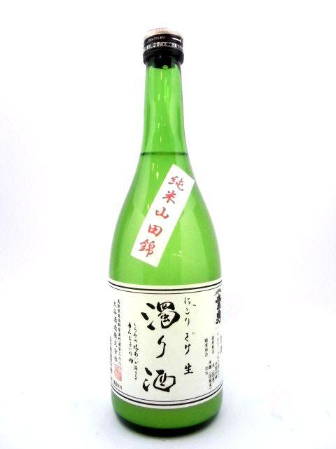 鷹勇 純米にごり生酒 720ml
