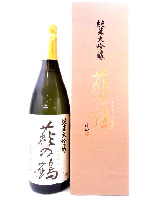 萩の鶴 純米大吟醸 1800ml