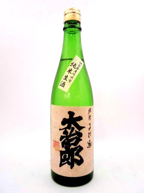 大治郎 純米生酒 よび酒 720ml