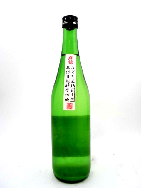 刈穂 純米生原酒 蔵付自然酵母仕込み 720ml