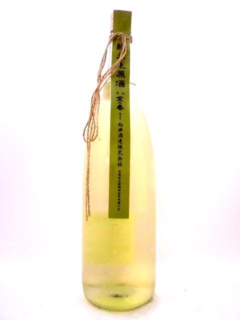 京の春 純米生原酒 1800ml