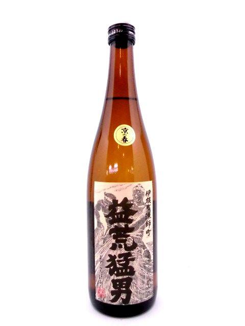 益荒猛男 山廃特別純米原酒 720ml
