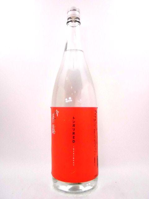吟香露 トンガリRED 【酒粕】 1800ml