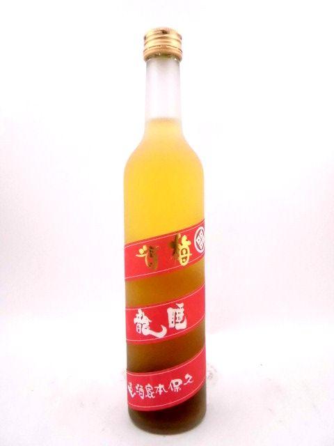 睡龍 生もと純米梅酒 500ml