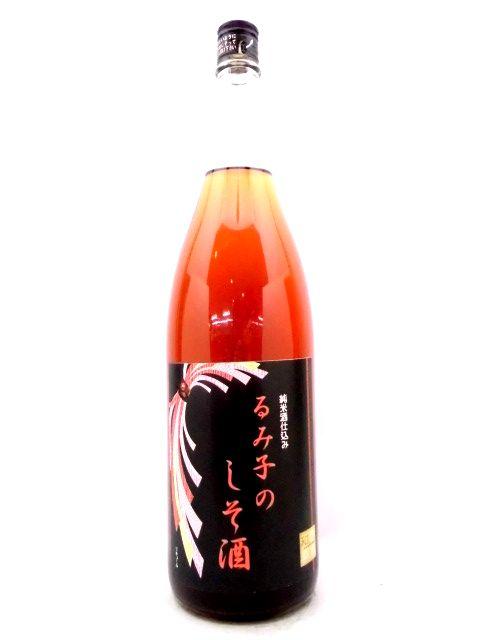 るみ子のしそ酒 1800ml