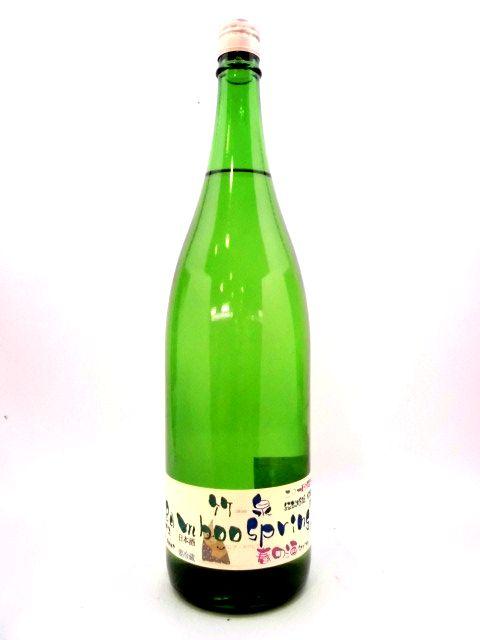 竹泉 Bamboo Spring 純米吟醸生熟成 1800ml