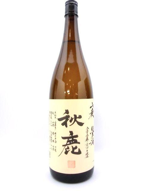 秋鹿 山廃純米 1800ml