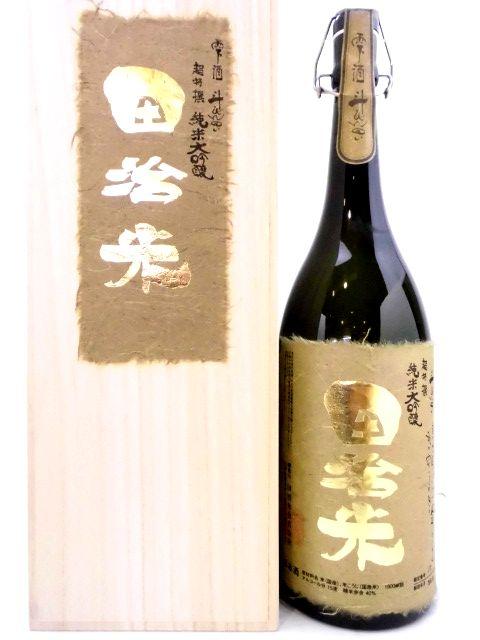 田治米 純米大吟醸 雫酒 斗瓶囲い 1800ml