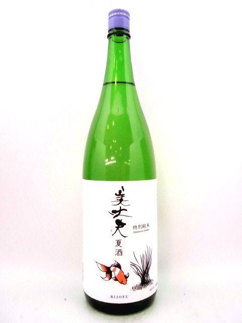 美丈夫 特別純米 夏酒 1800ml