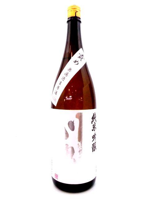 川亀 純米吟醸無濾過生原酒 責めブレンド 1800ml