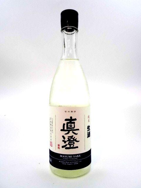真澄 純米生酒 720ml