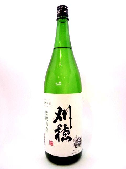 刈穂 山廃純米吟醸 1800ml
