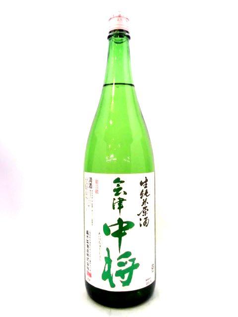 会津中将 生純米原酒 1800ml