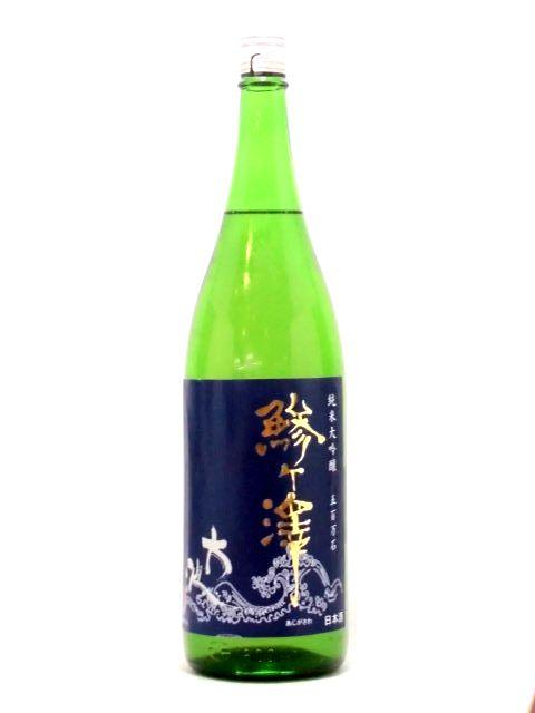 鯵ヶ澤 純米大吟醸生酒 大波 1800ml