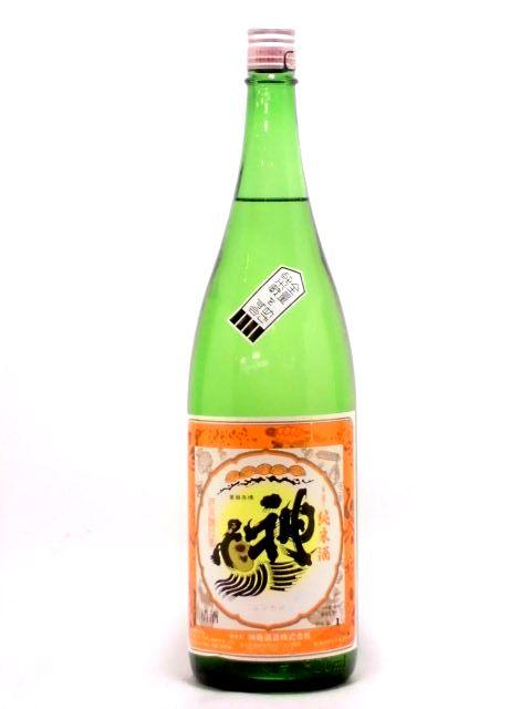 神亀 純米 阿波山田錦 1800ml