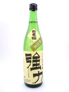 日置桜 純米吟醸 伝承強力 6号酵母 720ml