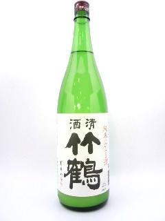 清酒竹鶴 純米にごり 1800ml