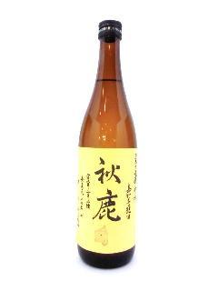 秋鹿 純米大吟醸雫酒 嘉村壱號田 720ml