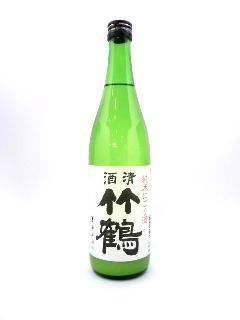 清酒竹鶴 純米にごり 720ml