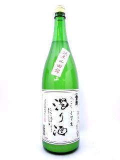 鷹勇 純米にごり生酒 1800ml