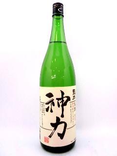 龍力 特別純米生酒 神力 1800ml