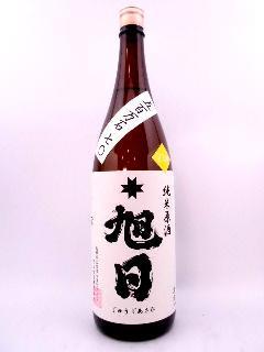 十旭日 純米原酒 五百万石70 21BY 1800ml