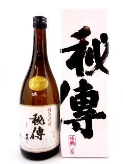 竹鶴 純米 秘傳 720ml