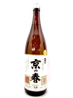 京の春 生もと特別純米 1800ml