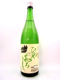 神亀 純米ひやおろし 1800ml