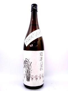 篠峯 伊勢錦 純米一火原酒 1800ml