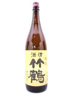 清酒竹鶴 純米 1800ml