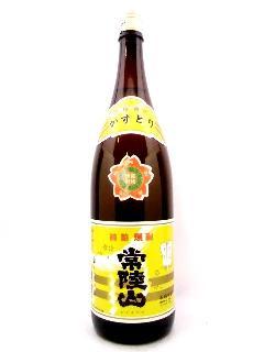 常陸山 【酒粕】 1800ml