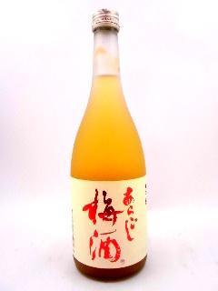 梅乃宿 あらごし梅酒 720ml