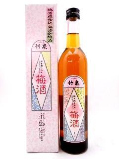 竹泉 純米酒仕込み 梅酒 500ml