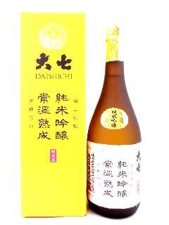 大七 生もと純米吟醸 常温熟成 720ml
