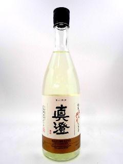 真澄 純米あらばしり生原酒 720ml