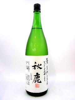 秋鹿 純米多酸生原酒 1800ml