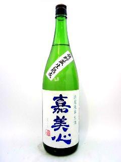 嘉美心 特別純米 生熟成 1800ml