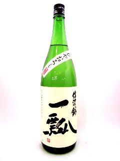 信濃錦 一瓢 特別純米 ひやおろし 1800ml