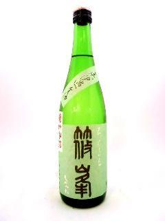 篠峯 ろくまる 山田錦 晩秋旨酒 720ml