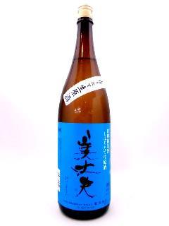 美丈夫 特別純米しぼりたて生原酒 1800ml