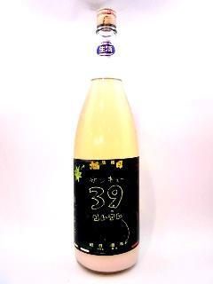 十旭日 麹39 にごり生原酒 1800ml