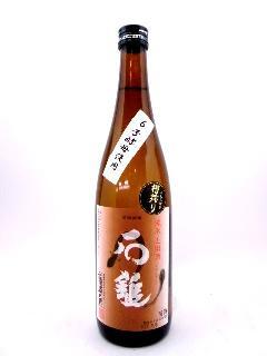 石鎚 純米 土用酒うなぎラベル 720ml