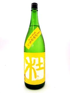 杜の蔵 純米吟醸ひやおろし 1800ml