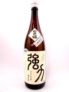 日置桜 純米 八割搗き強力 高田米 1800ml