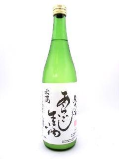 秋鹿 あらごし生酒 720ml