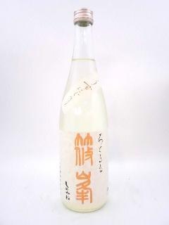 篠峯 ろくまる 八反 純米吟醸うすにごり 720ml
