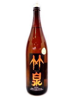 竹泉 純米吟醸 雄町 1800ml